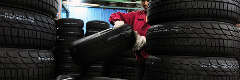 Chinese Tires UAE