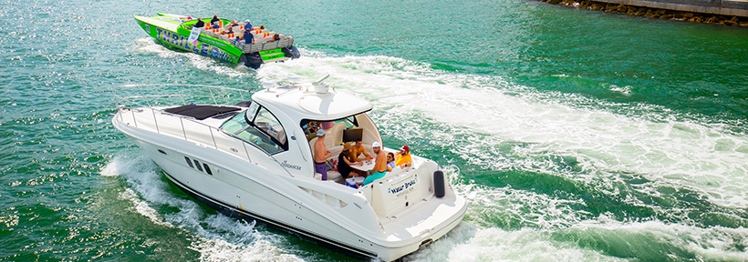 Yacht Hire UAE Prices